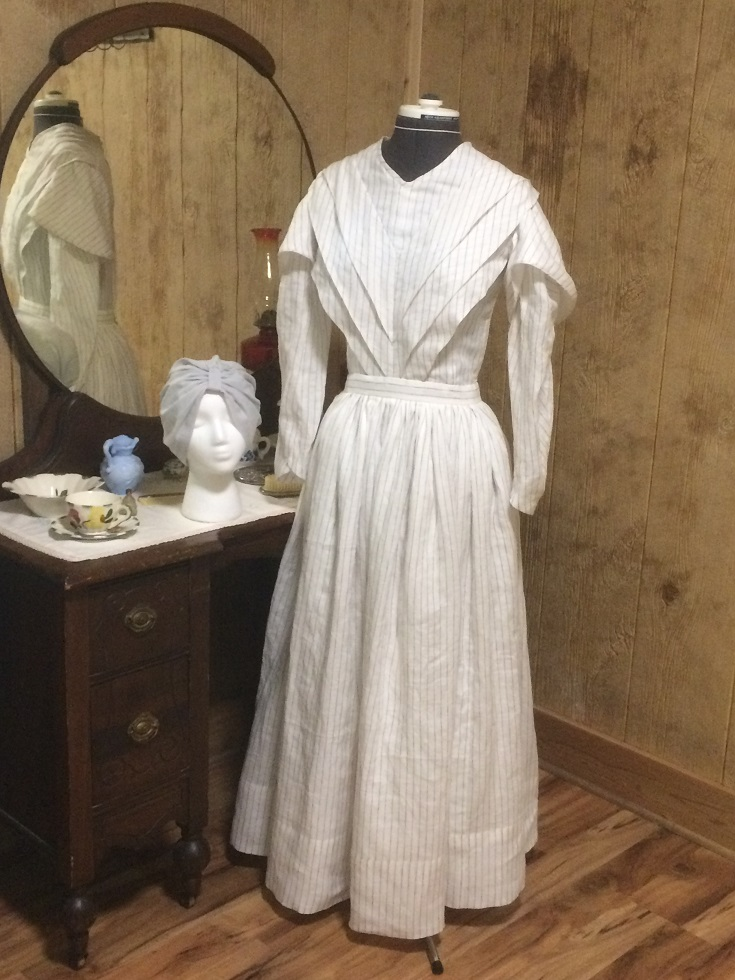 1840's Dresses and Gowns