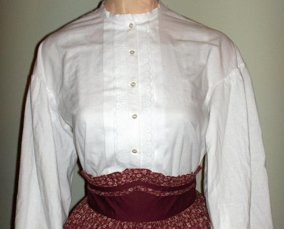 Mid 1800's Ladies Blouse