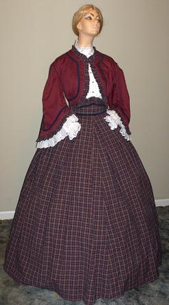 Civil War Clothing Including 19th Century, Victorian