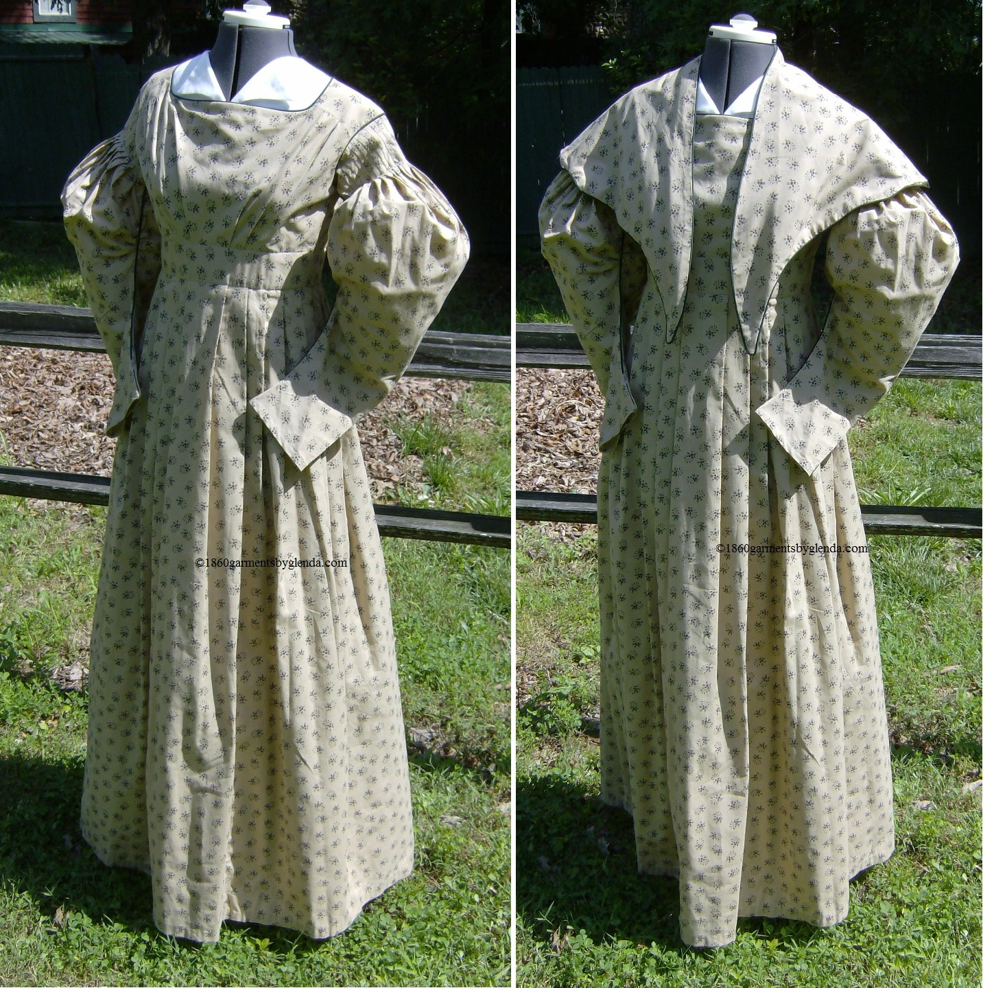 Civil War Costumes, 19th Century, Victorian Clothing and Garments