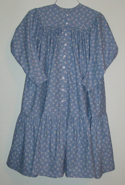 Frock For A Young Girl Of Eight
