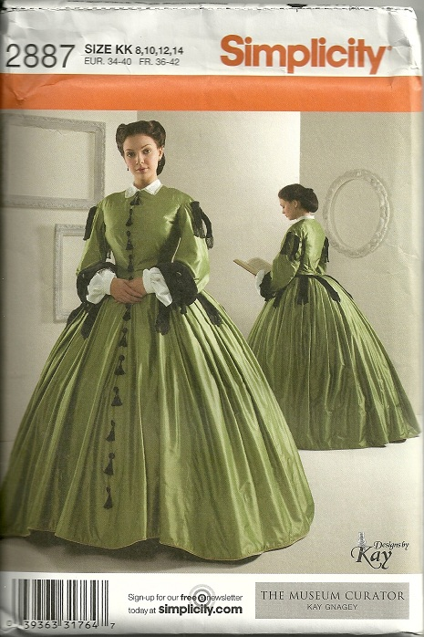 Civil War Patterns by Simplicity Adorable Simplicity Patterns