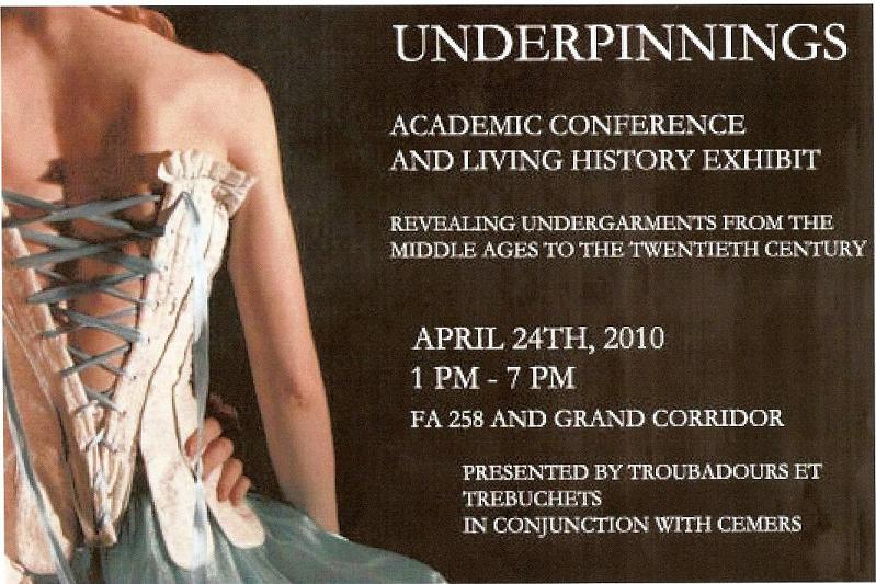 Underpinnings Academic Conference and Living History Exhibit in Binghamton, New York