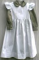 19th Century Girls period clothing, including Victorian